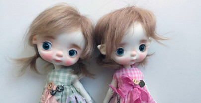 Meet Baby elf' doll with new body!