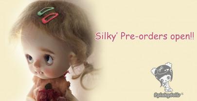 Silky New Doll