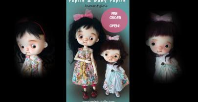 Poplin dolls